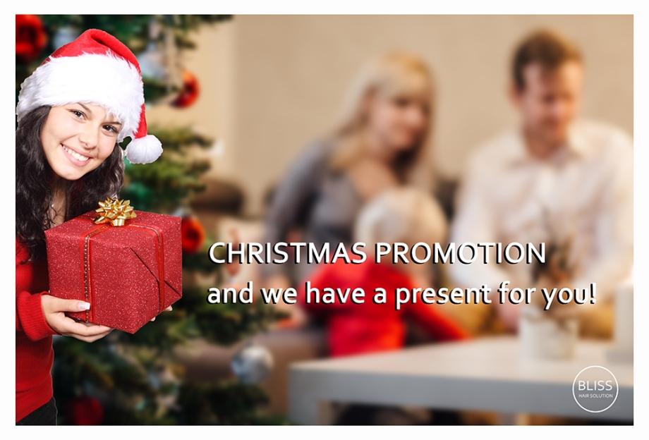 Christmas Promo FB
